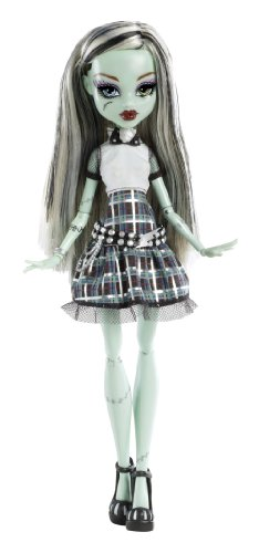 Monster High Alive Frankie Stein