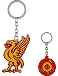 Football Club Premium Metal Premium Key Chain Pack Of 1 (Color May Vary)