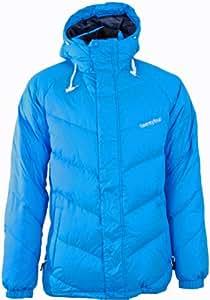 Twentyfour Herren Daunen Jacke Aspen - Farbe: blau Größe: XL