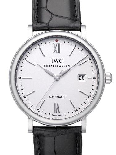 アイダブリューシー(IWC) ポートフィノ 〔シルバー メンズ〕 IW356501