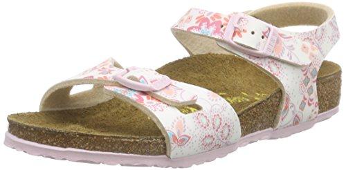 Birkenstock Rio Unisex-Kinder Sandalen, Mehrfarbig