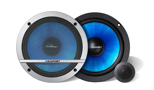Blaupunkt Blue Magic Cx 160 - 6 Inch 260 Watt Component Speaker System