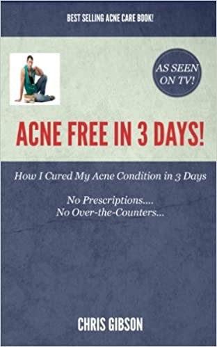 acne free in 3 days book free