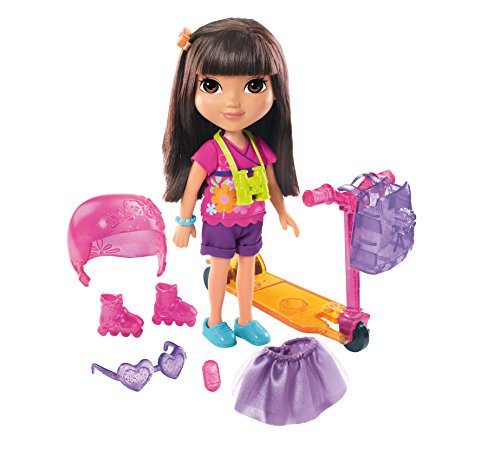 Fisher-Price Nickelodeon Dora and Friends Dora Loves Adventure Toy - 1