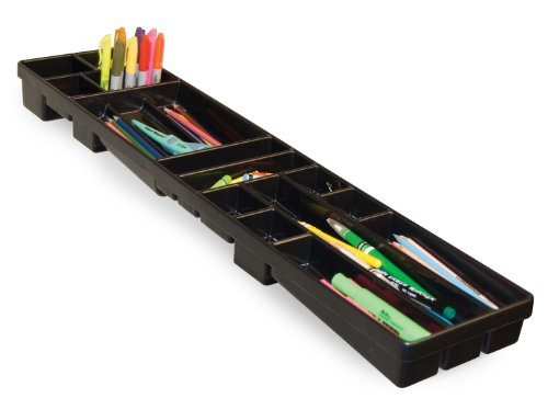 Optima Art Tray in Black 18694B (Drafting Storage compare prices)