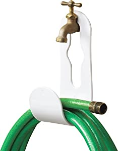 Hook up outside water faucet