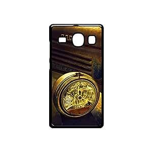 Vibhar printed case back cover for Samsung Galaxy E5 Dodge