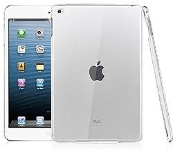 TGK Crystal Clear Transparent Flip Thin Hard Bumper Back Case Cover for Apple iPad MINI 2