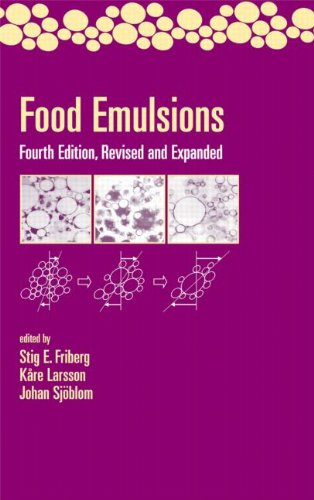 Food Emulsions (Food Science and Technology)