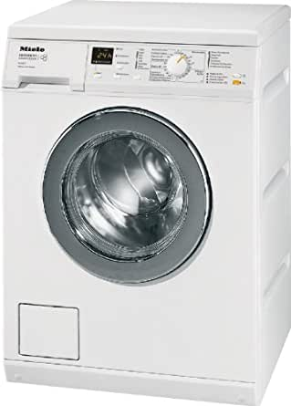 Miele W 3371 WCS Edition 111 Waschmaschine Frontlader / A++ B / 1400 UpM / 7 kg / Lotosweiß / Startvorwahl / Watercontrol System
