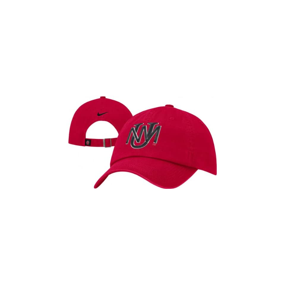 New Mexico Lobos Nike 3D Tailback Adjustable Hat on PopScreen a758340fce6c