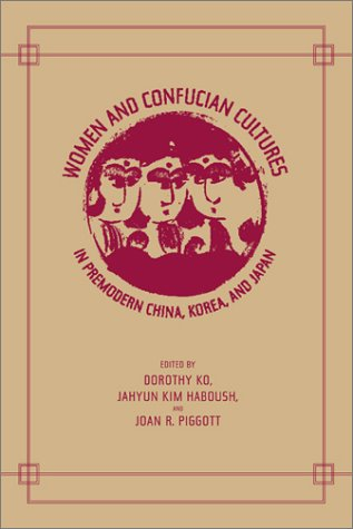 Women and Confucian Cultures