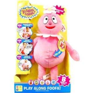 Yo Gabba Gabba Plush Toys