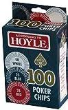 41RSEZVJ91L. SL160  US Playing Card Company 1035   100 Hoyle Poker Chips