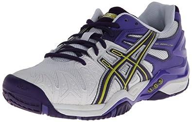 Buy ASICS Ladies Gel Resolution 5 Tennis Shoe by ASICS