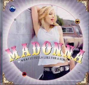 Madonna-What It Feels Like For A Girl-CDS-FLAC-2001-WRS Download