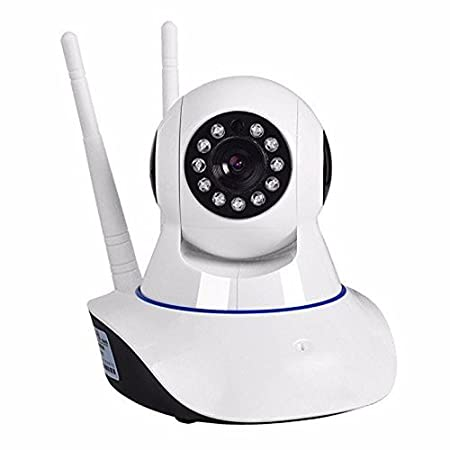 Insasta Wireless HD IP Wifi CCTV Night Vision Security Camera at amazon