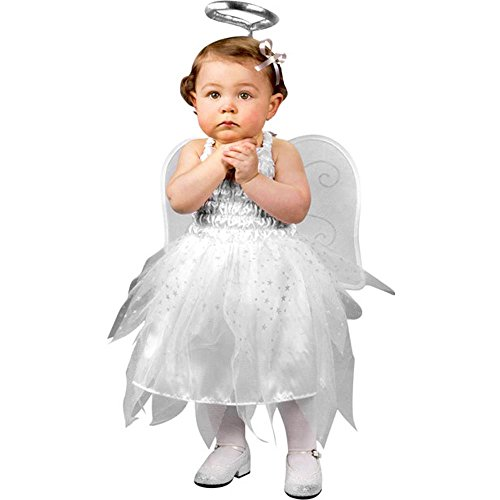 Toddler Precious Angel Halloween Costume (Size:2T)