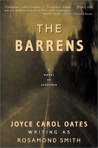 The Barrens: A Novel Of Suspense