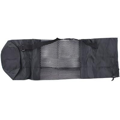 erstaunlich-handel Dehnbar Training Yoga Matte Tasche Nylon Mitte Band Neue Masche