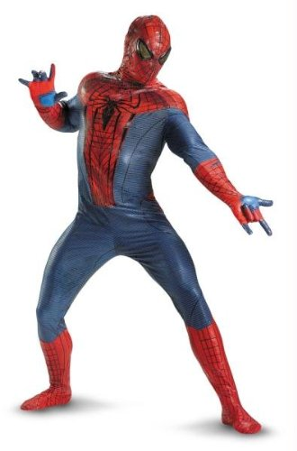 Costumes For All Occasions DG42509C Spider-Man Movie Theatrical 50
