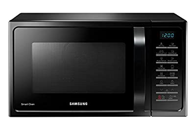 Samsung MC28H5025VK/DP 28-Litre Convection Microwave Tandoor Technology (Black)