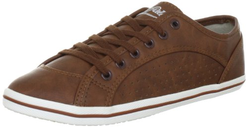 Buffalo 507-V9987 TUMBLE PU 135868, Sneaker donna, Marrone (Braun (TAN 72)), 42