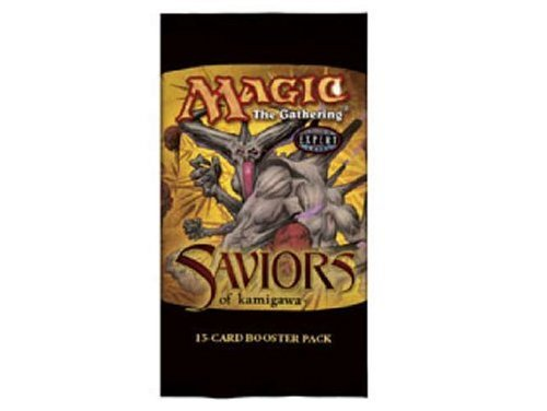 Buy Magic the Gathering Saviors of Kamigawa Booster Pack
