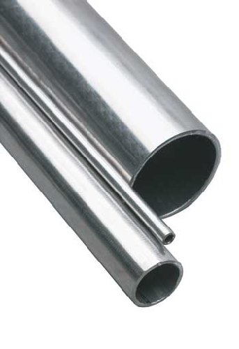 0.148 OD 36 Length Stainless Steel 316 Hypodermic Tubing 0.128 ID 0.01 Wall 9 Gauge