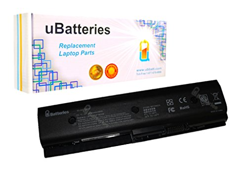 UBatteries Laptop Battery HP Pavilion Envy dv4-5007tu - 4400mAh, 6 Cell