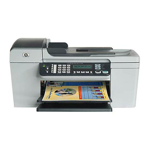 Printing world hp officejet 5610 all in one printer fax for Hp all in one printer with document feeder