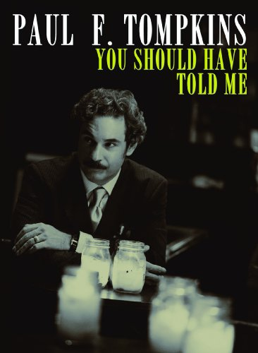 You Should Have Told Me [DVD] [Import]