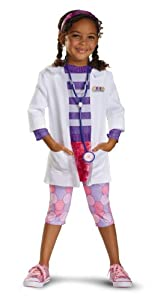 DIS59090 (4-6X) Doc McStuffins Costume