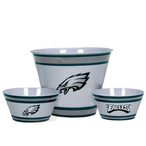 Philadelphia Eagles Melamine Serving Set