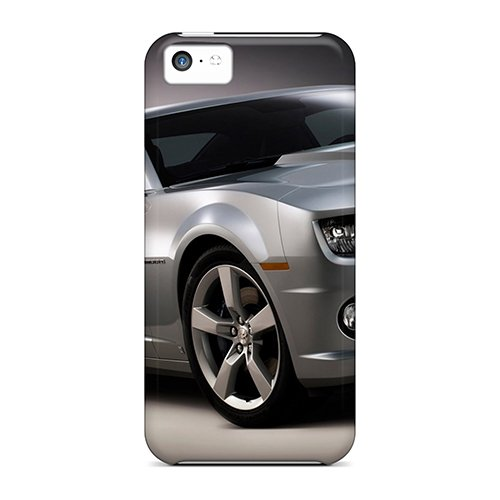 For Iphone 5C Tpu Phone Case Cover(Camaro Ss)