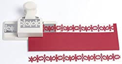 Martha Stewart Crafts Deep Double Edge Punch, Snowflake