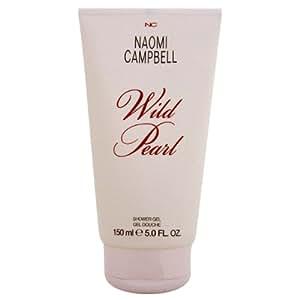 Naomi Campbell Wild Pearl Women Shower Gel 150ml, 1er Pack (1 x 150 ml)