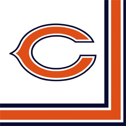 Chicago Bears Luncheon Napkins