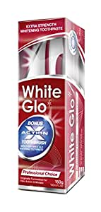 White Glo Professional Choice Extra Strength Whitening Toothpaste