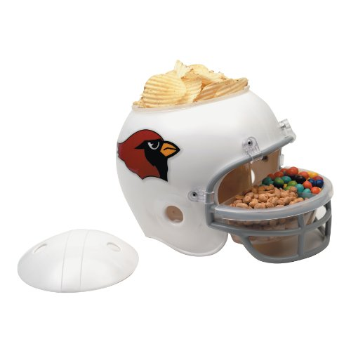 NFL Arizona Cardinals Snack Helmet