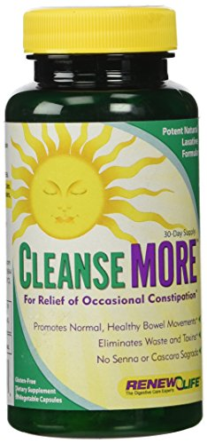 Renew Life - Cleanse More, 60 capsules (Nature Renew Cleanse compare prices)
