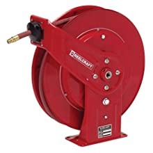 Reelcraft 7850 OMP 1/2-Inch by 50-Feet Spring Driven Hose Reel for Oil
