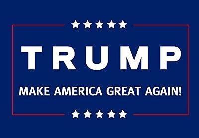 Donald Trump for President 3x5ft Flag MAKE AMERICA GREAT AGAIN!