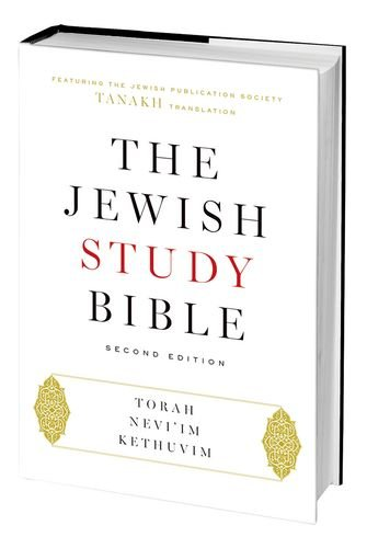 La Biblia de estudio judío