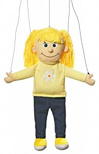 Marionette Katie by Silly Puppets