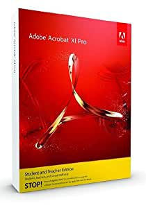 Adobe Acrobat 11 Pro Student and Teacher MAC [import allemand]