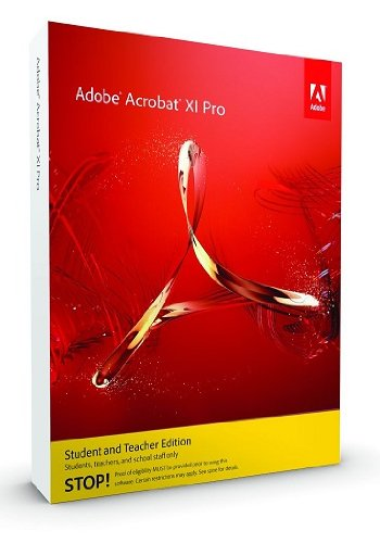 Acrobat XI Pro Student + Teacher (Online Validation) Mac