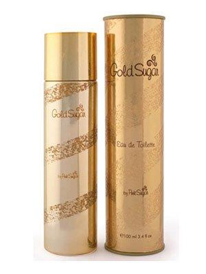 Gold Sugar per donna per Aquolina-100ml Eau de Toilette Spray
