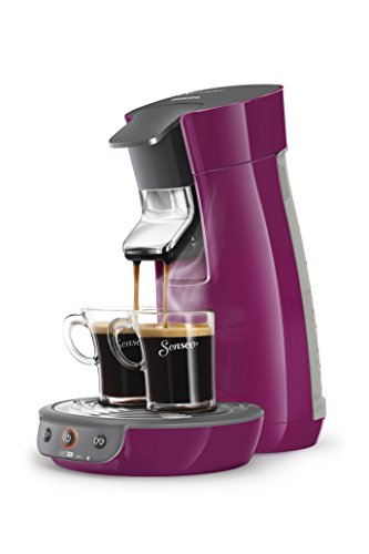 Philips-HD782671-Machine--Dosettes-SENSEO-Viva-Caf-Macarons-Cassis-Violette