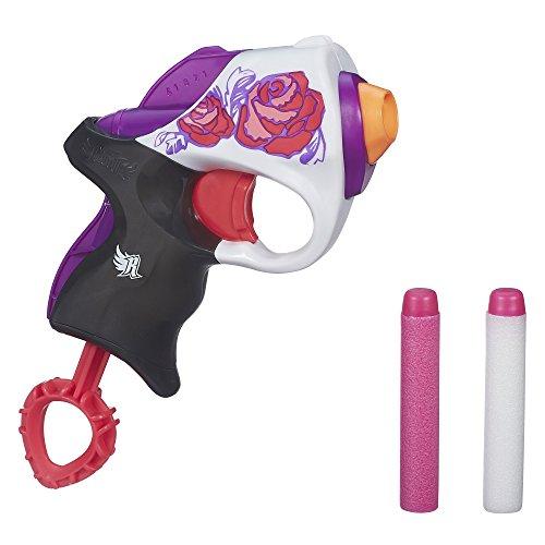 Nerf Rebelle Rockin' Roses Mini Blaster - 1